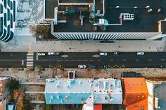 Street view | Kaunas aerial