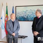 Qua, 19/02/2020 - 10:03 - O professor Jorge Rodrigues tomou posse como presidente do Conselho Técnico Científico do Instituto Superior de Contabilidade e Administração de Lisboa (ISCAL). A assinatura do termo de posse decorreu nos Serviço da Presidência do IPL, no dia 19 de fevereiro de 2020.