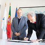 Qua, 19/02/2020 - 09:56 - O professor Jorge Rodrigues tomou posse como presidente do Conselho Técnico Científico do Instituto Superior de Contabilidade e Administração de Lisboa (ISCAL). A assinatura do termo de posse decorreu nos Serviço da Presidência do IPL, no dia 19 de fevereiro de 2020.