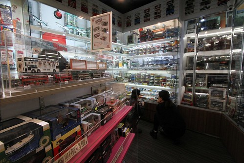 Every kind of Hong Kong transport model for sale at 80M Bus Model Shop