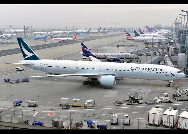 B777-367ER | Cathay Pacific | B-KPR | FRA