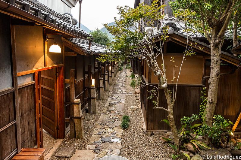 Entrada a Nipponia Mino