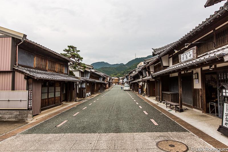 Calles de Mino
