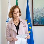 Qua, 19/02/2020 - 10:50 - A docente Cristina Graça tomou posse como presidente do Conselho Técnico Científico da Escola Superior de Dança (ESD). A assinatura do termo de posse decorreu nos Serviço da Presidência do IPL, no dia 19 de fevereiro de 2020.