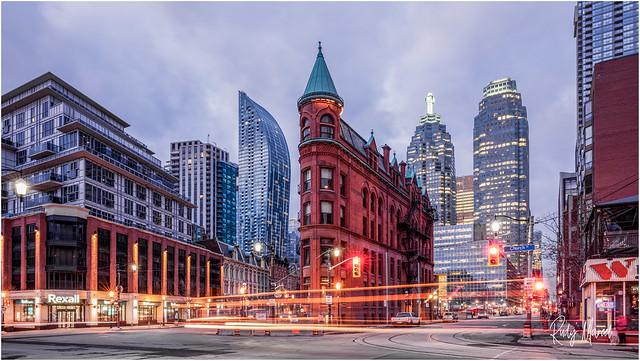 Postcard Greetings From Toronto