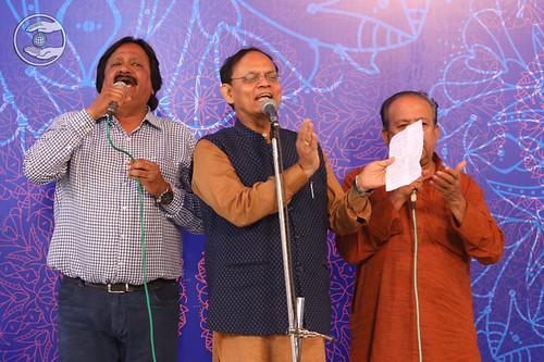 Devotional song by Jagat Geetkar Ji and Saathi from Delhi
