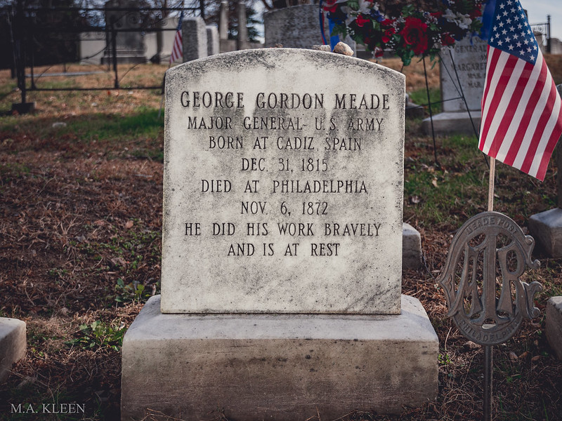 Maj. Gen. George Gordon Meade (1815-1872)