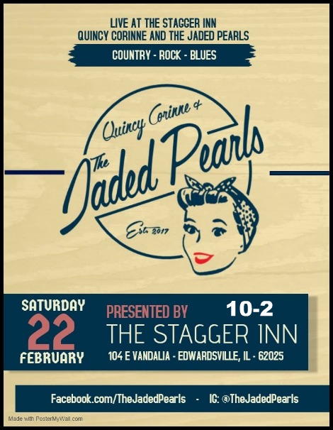 The Jaded Pearls 2-22-20
