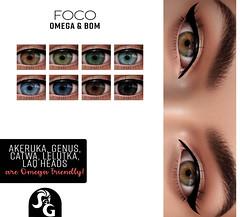 Foco Eyes @Dubai Event