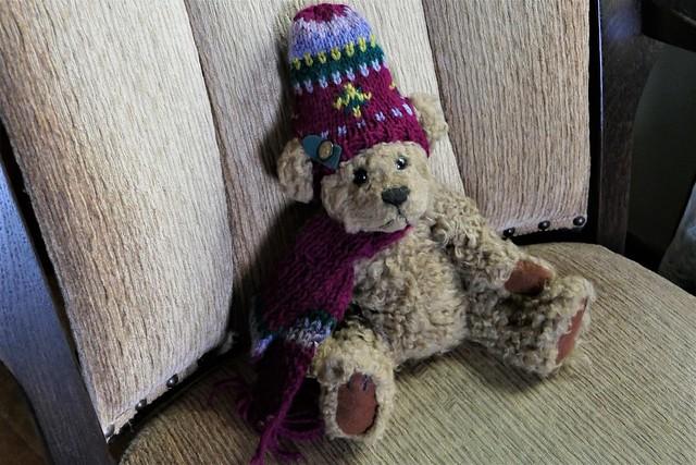 T is for Teddy Bear