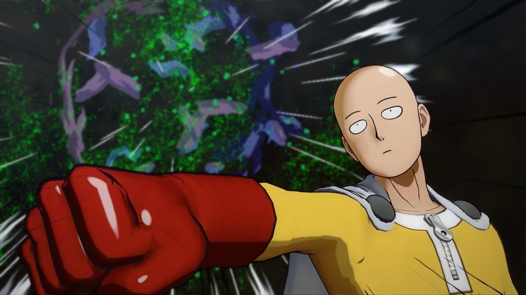 49560766147 5230c7dfc8 b - Wie ein Webcomic zum Anime, der dann zum PS4-Brawler wurde – One Punch Man: A Hero Nobody Knows