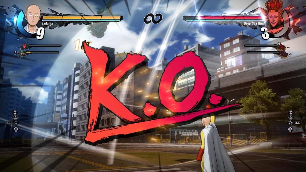 49560766252 b53de02ca2 b - Wie ein Webcomic zum Anime, der dann zum PS4-Brawler wurde – One Punch Man: A Hero Nobody Knows