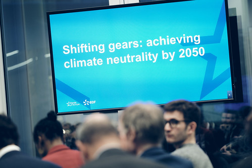 Shifting gears: achieving climate neutrality by 2050