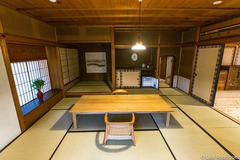 Habitaciones de Nipponia Mino