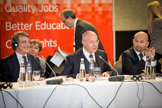 PES EU Council preparation meeting, Brussels, 20 February 2020