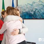 Qua, 19/02/2020 - 10:53 - A docente Cristina Graça tomou posse como presidente do Conselho Técnico Científico da Escola Superior de Dança (ESD). A assinatura do termo de posse decorreu nos Serviço da Presidência do IPL, no dia 19 de fevereiro de 2020.