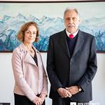 Qua, 19/02/2020 - 10:51 - A docente Cristina Graça tomou posse como presidente do Conselho Técnico Científico da Escola Superior de Dança (ESD). A assinatura do termo de posse decorreu nos Serviço da Presidência do IPL, no dia 19 de fevereiro de 2020.