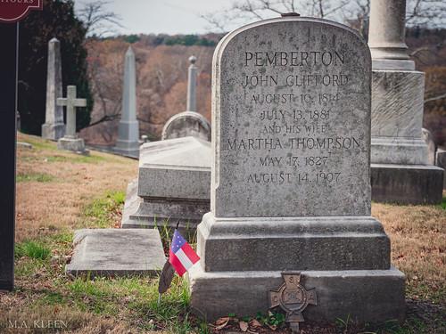 Lt. Gen. John C. Pemberton (1814-1881)
