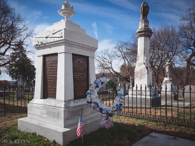 Brig. Gen. Hugh Mercer (1726-1777)