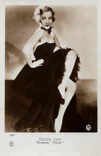 Bessie Love in The Broadway Melody (1929)