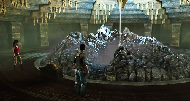 Uncharted 2 - Temple Formation