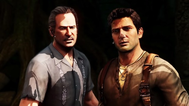 Uncharted 2 - прохід тіней