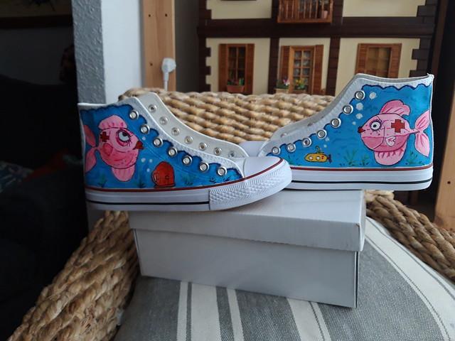 Zapatillas de Pili