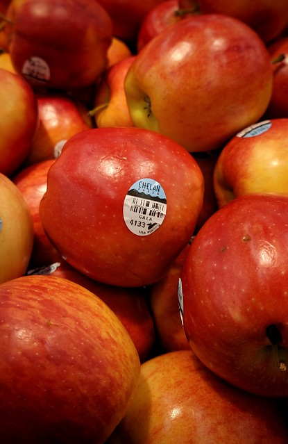 Chelan Apples in Kuala Lumpur