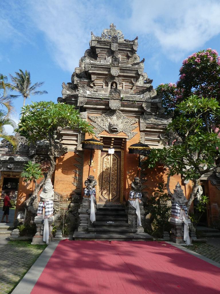Ubud Royal Palace, Bali