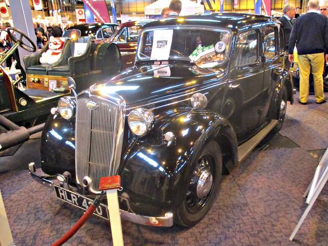 606 Wolseley Eight (1946)