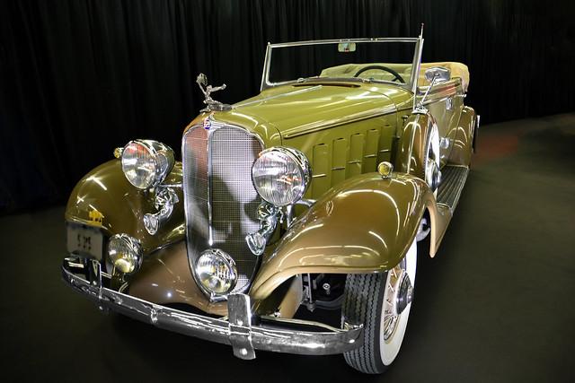 McLaughlin Buick 1933