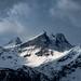 Wild winter mountains