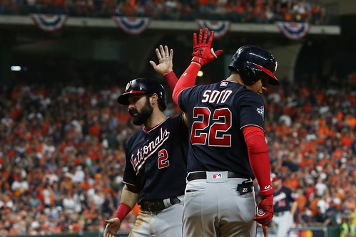 Historia de los Washington Nationals