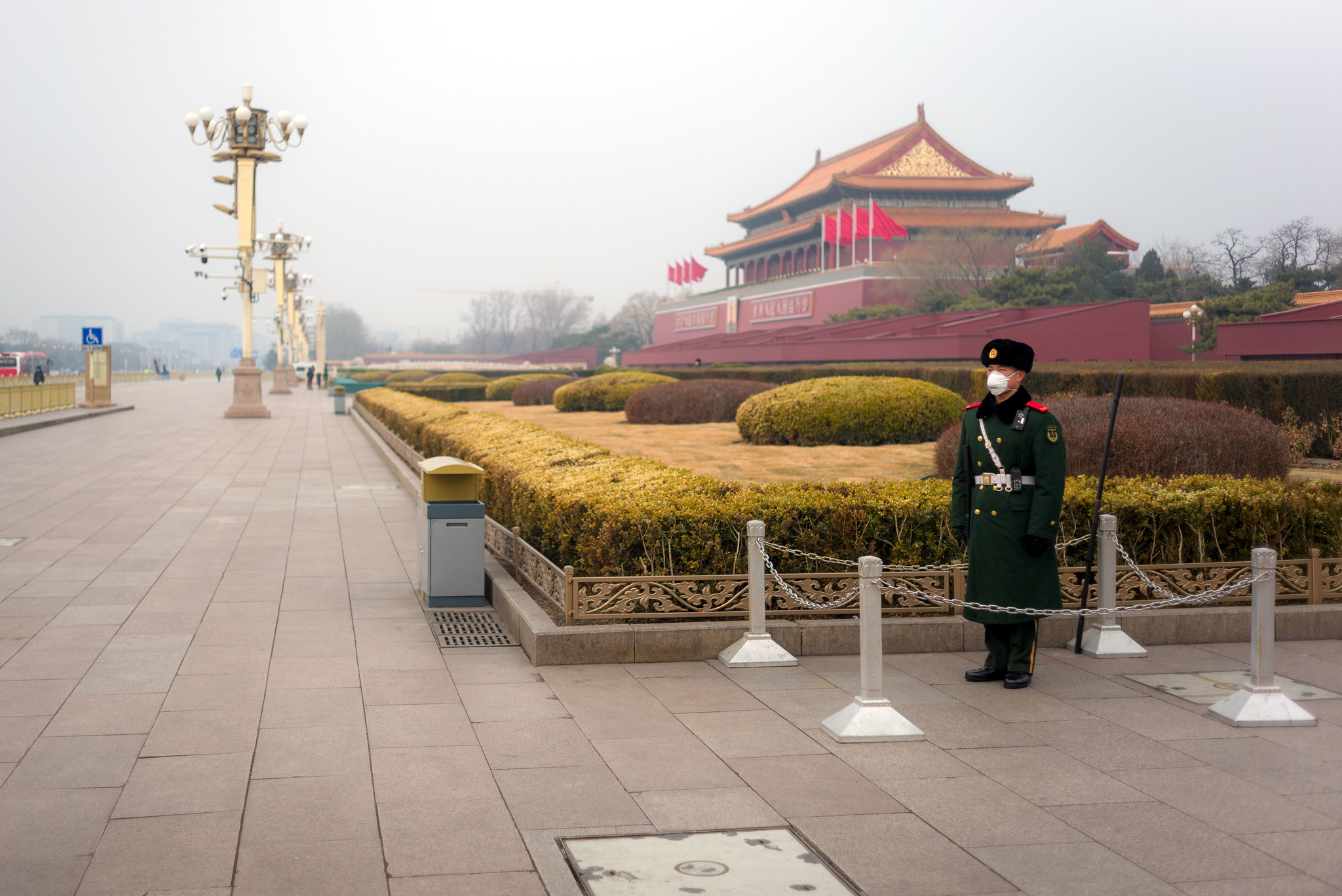 tiananmen-guard
