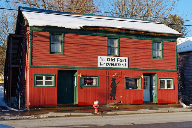 Ye Old Fort Diner