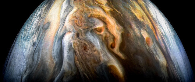 Findings From NASA's Juno Mission Explore Jupiter's Water Mystery