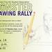 FASA Monster Drawing Rally