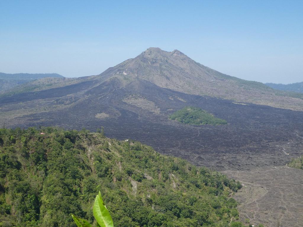 Mt. Batur active volcano, Bali