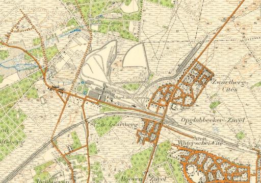 Steenbakkerij Koolmijn Zwartberg