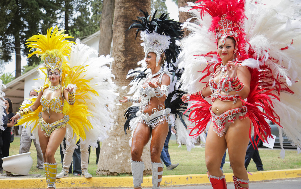 2020-02-20 PRENSA: Presentación del Carnaval de Chimbas Edición 2020