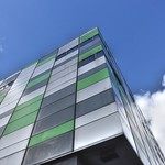 UCLan Media Building