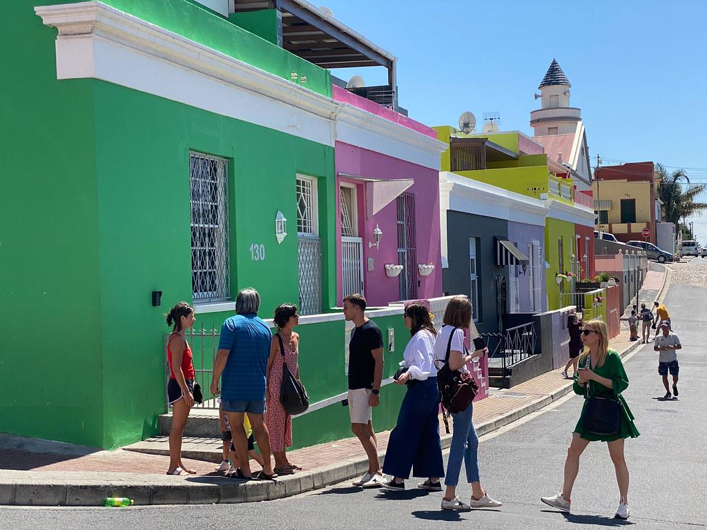 Kapkaupungin Bo-Kaap