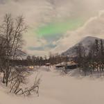 6. Veebruar 2020 - 21:09 - Aurora Borealis at Salangselva River / Bardu, Norway 2020