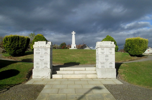 War Memorial, Drumoak