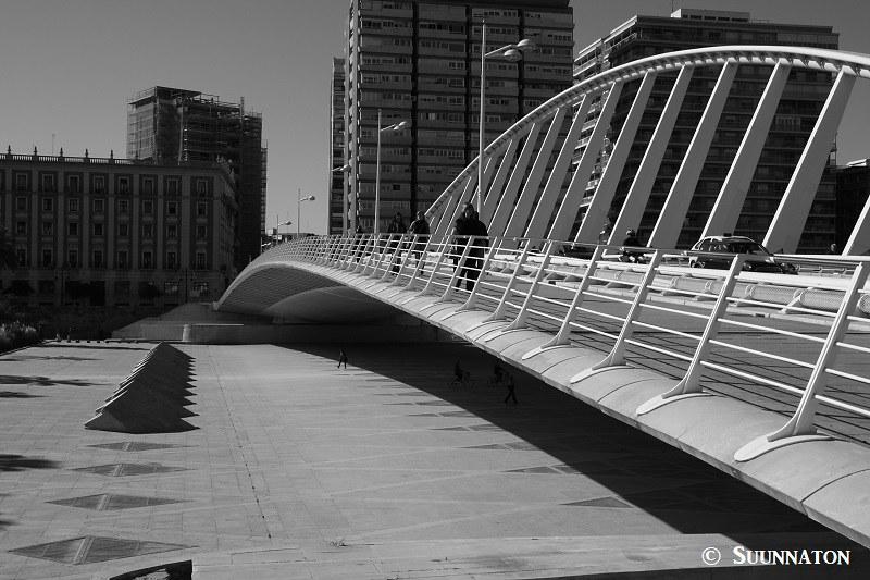 Alameda, silta