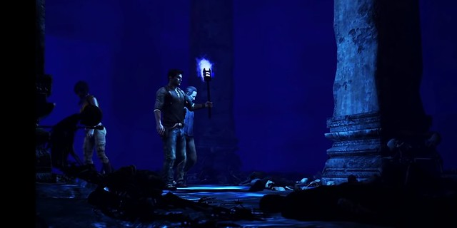 Uncharted 2 - UV Light