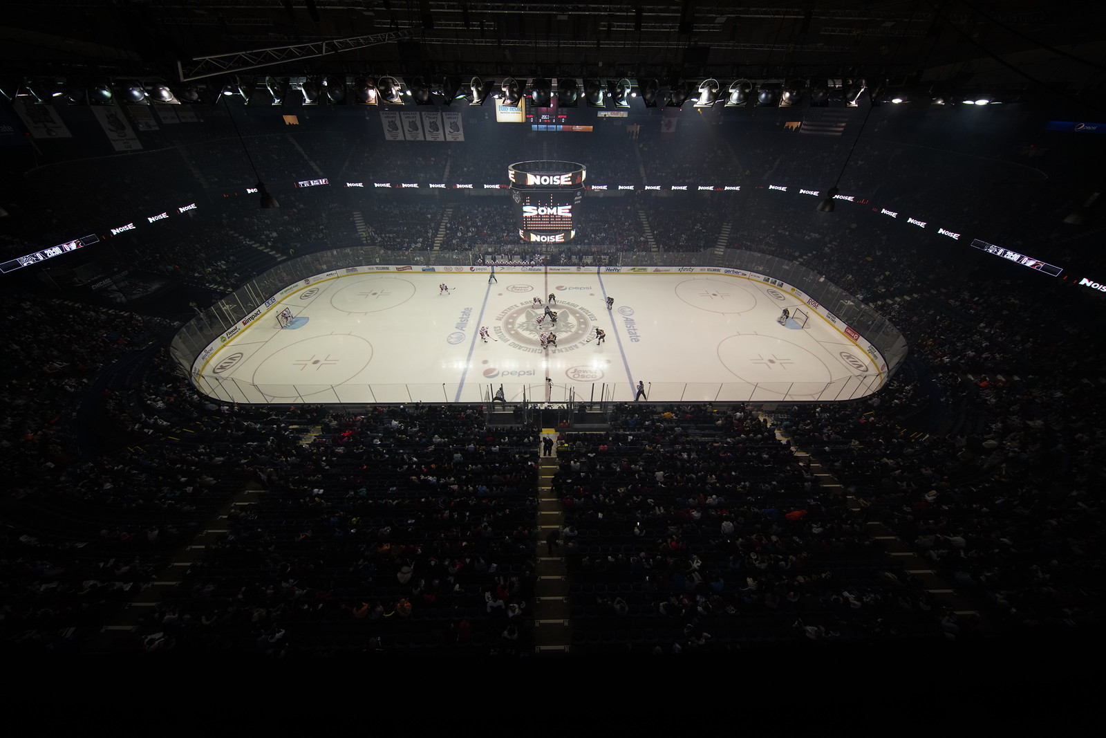 Feb. 20, 2020 vs. Grand Rapids Griffins