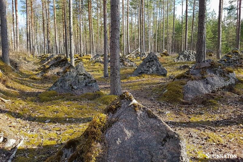 Luumäki, panssarieste 2