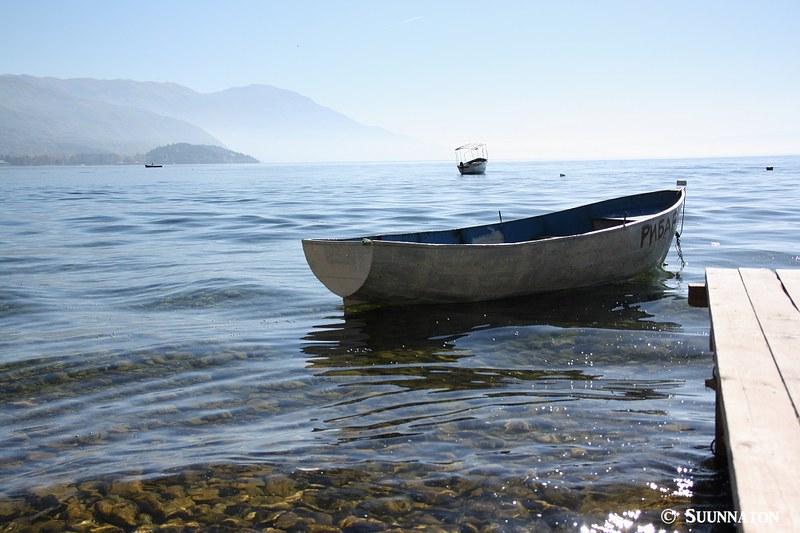 Ohrid, Makedonia,  vene