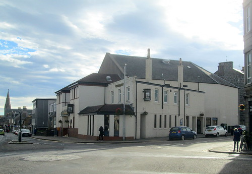 Gordon Highlanders, Art  Deco Style Pub, Inverurie